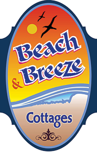 BEACH & BREEZE logo
